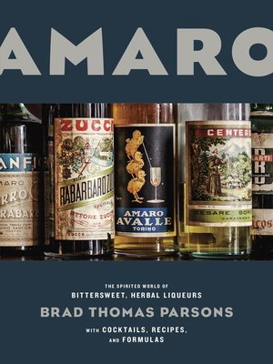 cover image of Amaro