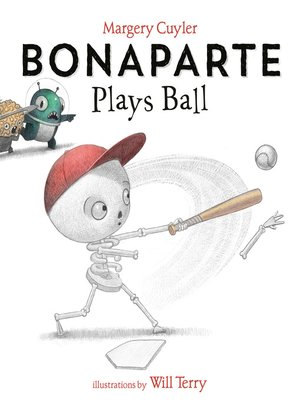 cover image of Bonaparte Plays Ball