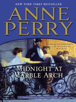 cover image of Midnight at Marble Arch