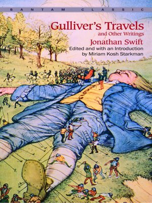 cover image of Gulliver's Travels and Other Writings