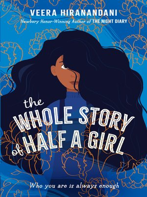 cover image of The Whole Story of Half a Girl