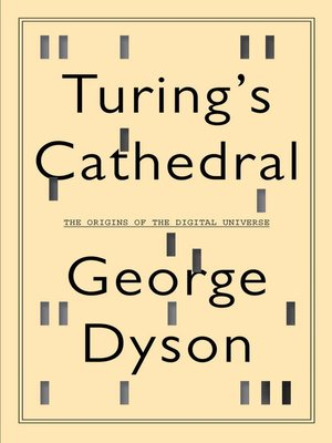 cover image of Turing's Cathedral