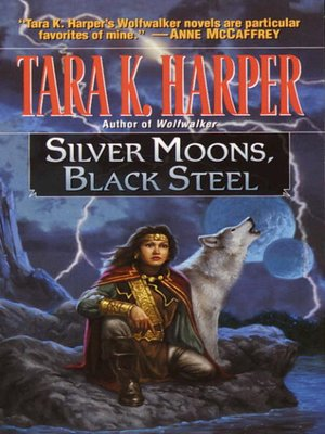 cover image of Silver Moons, Black Steel