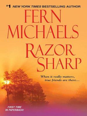 cover image of Razor Sharp