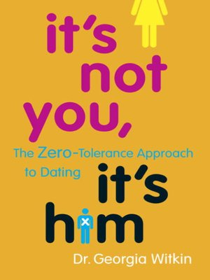 cover image of It's Not You, It's Him