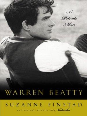 cover image of Warren Beatty