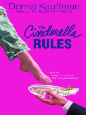 cover image of The Cinderella Rules