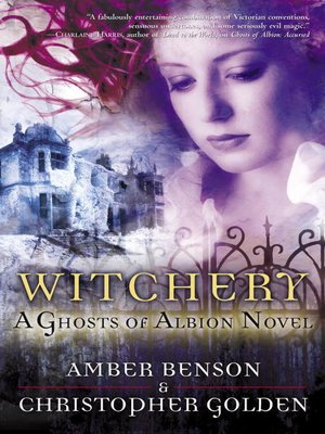 cover image of Witchery