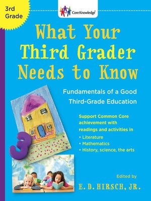 cover image of What Your Third Grader Needs to Know