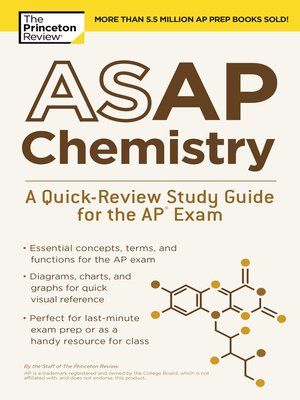 cover image of ASAP Chemistry