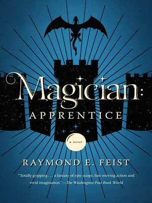 cover image of Magician: Apprentice