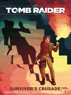 cover image of Tomb Raider: Survivor's Crusade