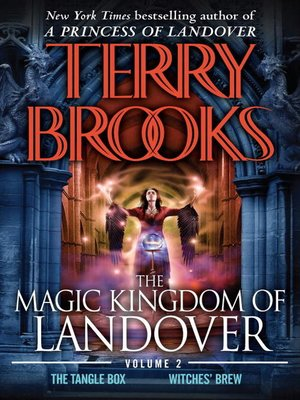 cover image of The Magic Kingdom of Landover, Volume 2