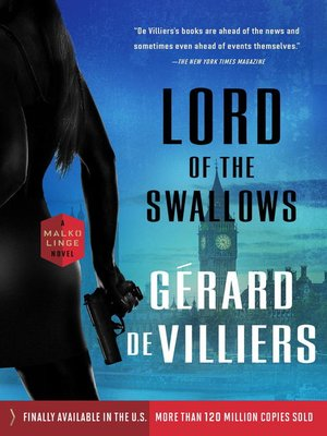 cover image of Lord of the Swallows
