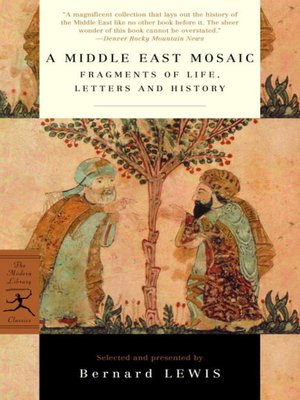 cover image of A Middle East Mosaic