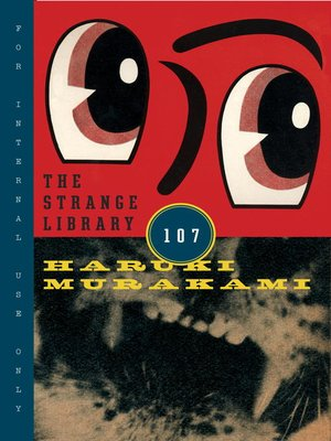 cover image of The Strange Library