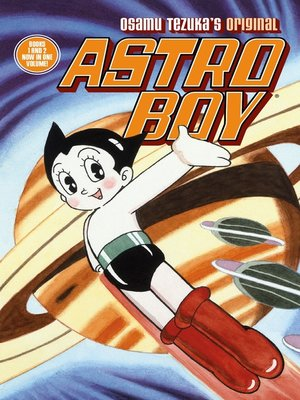 cover image of Astro Boy, Volumes 1 & 2
