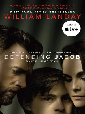cover image of Defending Jacob