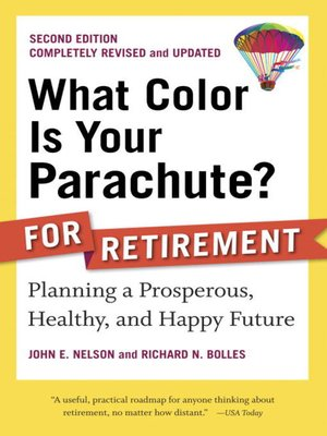 cover image of What Color Is Your Parachute? for Retirement
