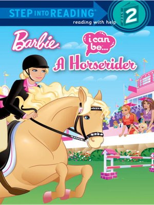 cover image of I Can Be a Horse Rider