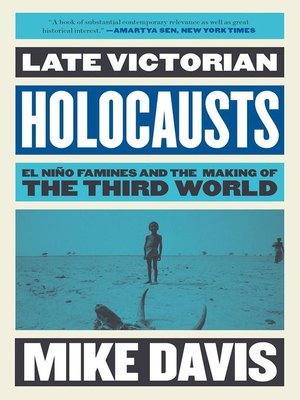 cover image of Late Victorian Holocausts