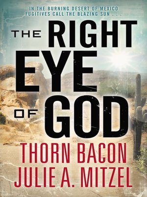 cover image of The Right Eye of God