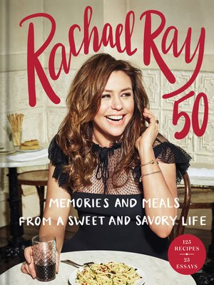 cover image of Rachael Ray 50