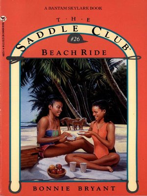 cover image of Beach Ride
