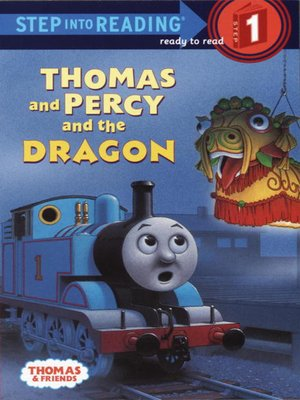 cover image of Thomas and Percy and the Dragon (Thomas & Friends)