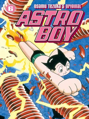 cover image of Astro Boy (2002), Volume 6