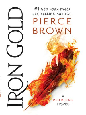 cover image of Iron Gold