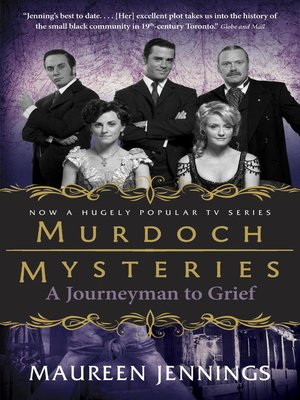 cover image of A Journeyman to Grief