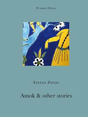 cover image of Amok and Other Stories