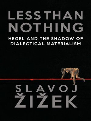 cover image of Less Than Nothing