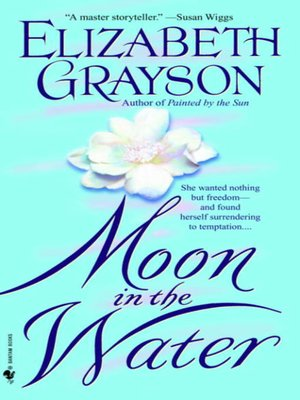 cover image of Moon in the Water