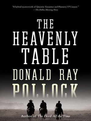 cover image of The Heavenly Table