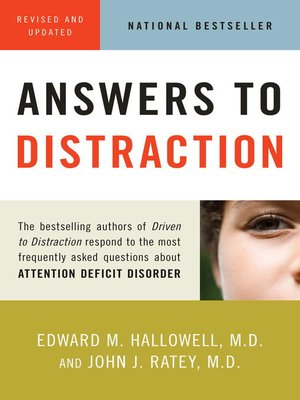 cover image of Answers to Distraction
