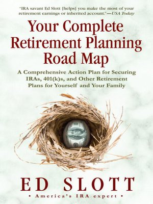 cover image of Your Complete Retirement Planning Road Map