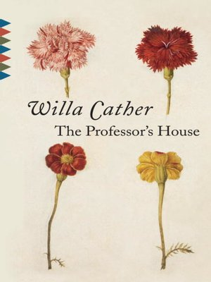 cover image of The Professor's House
