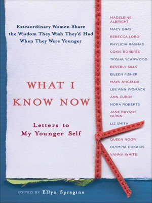 cover image of Letters to My Younger Self