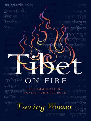 cover image of Tibet on Fire