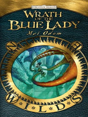 cover image of Wrath of the Blue Lady