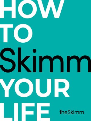 cover image of How to Skimm Your Life