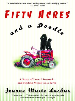 cover image of Fifty Acres and a Poodle