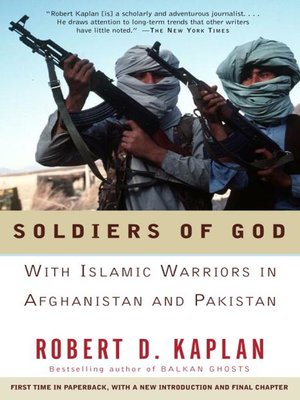 cover image of Soldiers of God