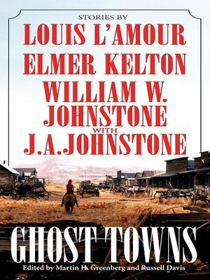 cover image of Ghost Towns