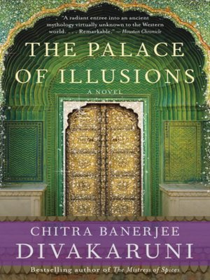 cover image of The Palace of Illusions
