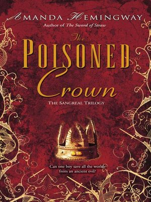 cover image of The Poisoned Crown
