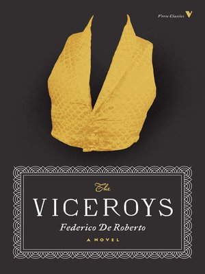 cover image of The Viceroys