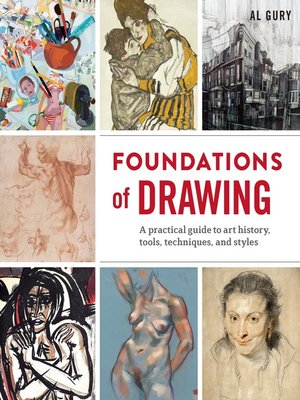 cover image of Foundations of Drawing
